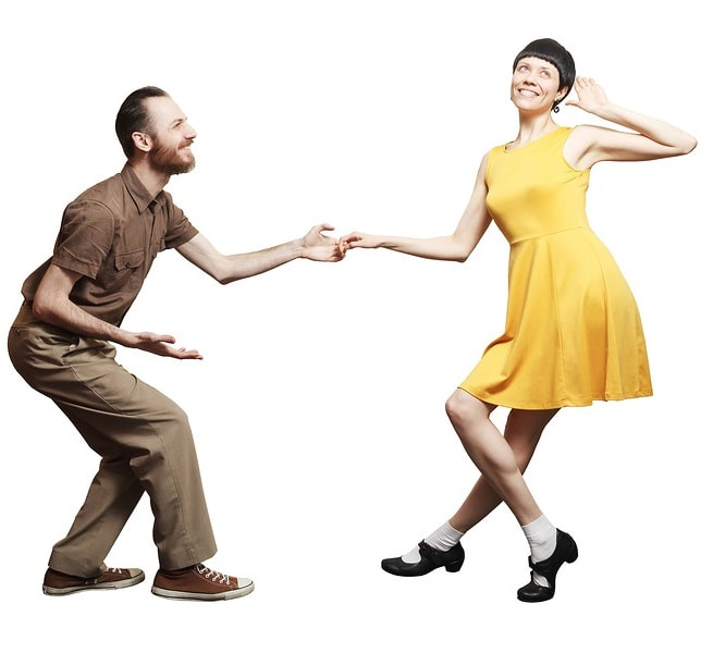 Lindy Hop Dancing - Melbourne