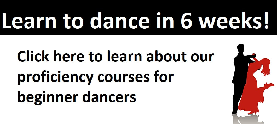 Learn to dance in 6 weeks